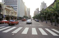 Stock Photo of Downtown Durban, Kwazulu Natal, South Africa
