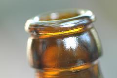 Bottleneck, close up - stock photo