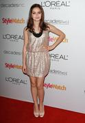 people stylewatch hosts 'a night of red carpet style' - stock photo