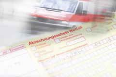 Referral form - stock photo