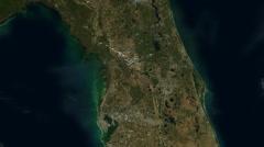 Florida - USA Stock Footage