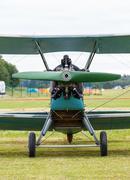 Biplane polikarpov po-2, aircraft  ww2 Stock Photos