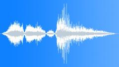Monster growl 001 Sound Effect