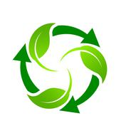 Green Recycle Stock Illustration