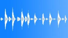 Victim breathing 001 Sound Effect