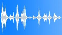 werewolf growl 003 - sound effect