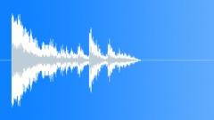 glass bottle smash 0013 - sound effect