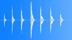 Hitting metal 001 Sound Effect