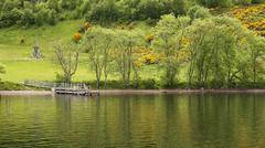Loch ness, scotland Stock Photos