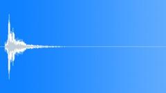 Chop hit 001 Sound Effect