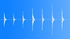hitting wooden block 001 - sound effect