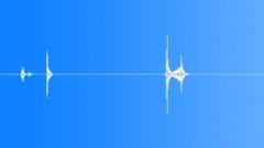 latch slide 003 - sound effect