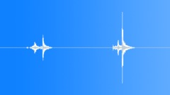 latch slide 005 - sound effect