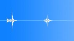 latch slide 004 - sound effect