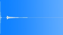 Tuning fork on hard surface  001 Sound Effect