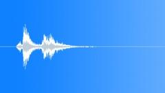 tambourine drop  001 - sound effect