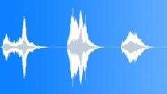 Ogre effort voices - sound effect