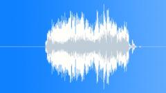 record scratch - sound effect