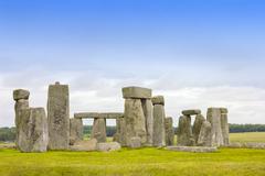 The Stonehenge Stock Photos