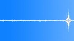 Rain light thunder  001 Sound Effect
