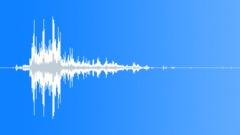 Thunder storm  001 Sound Effect
