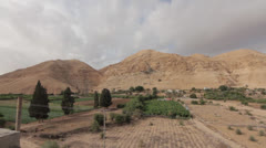 Landscape pan Israel 3.mp4 Stock Footage