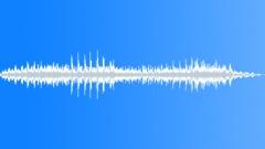 ufo landing  002 - sound effect