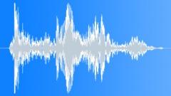 ufo landing  001 - sound effect