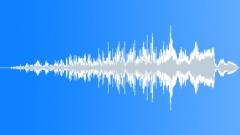 ufo landing  003 - sound effect