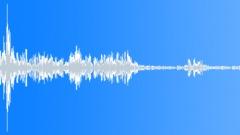 Underwater rumble  001 Sound Effect