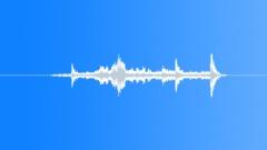 Stock Sound Effects of metal door scrape 002