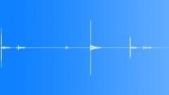 basketball kick  001 - sound effect