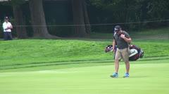 Marc Leishman, Golf, Golfers, Sports, Athletics Stock Footage