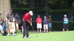 Marc Leishman  Putting, Golfers, Golf, 2013 PGA, 2D, 3D Stock Footage