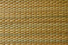 Woven palm leaves Stock Photos