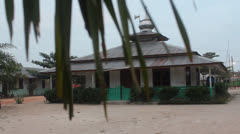 Village Mosque 1.mp4 - stock footage