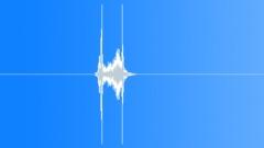 Bullet impact  002 Sound Effect