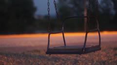 Swing - stock footage