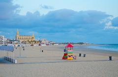 Stock Photo of Ocean, Spain