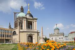 Germany, Potsdam, historical buidings - stock photo