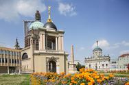 Stock Photo of Germany, Potsdam, historical buidings