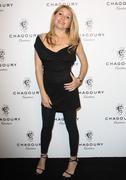 Stock Photo of fashion designer gilbert chagoury first ever runway show.