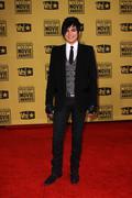 adam lambert.15th annual critics' choice movie awards at the hollywood pallad - stock photo