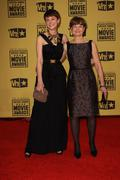 carey mulligan and her mother.15th annual critics' choice movie awards at the - stock photo