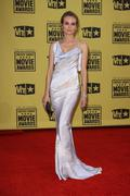 Diane kruger.15th annual critics' choice movie awards at the hollywood pallad Stock Photos