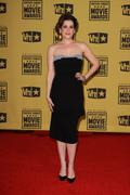 melanie lynskey.15th annual critics' choice movie awards at the hollywood pal - stock photo