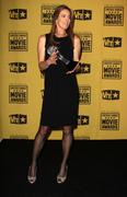 kathryn bigelow.15th annual critics' choice movie awards at the hollywood pal - stock photo
