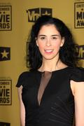 sarah silverman.15th annual critics' choice movie awards at the hollywood pal - stock photo