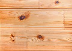 Stock Photo of light pine wood plank background