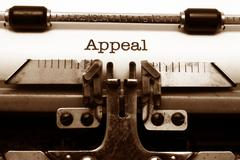appeal concept - stock photo